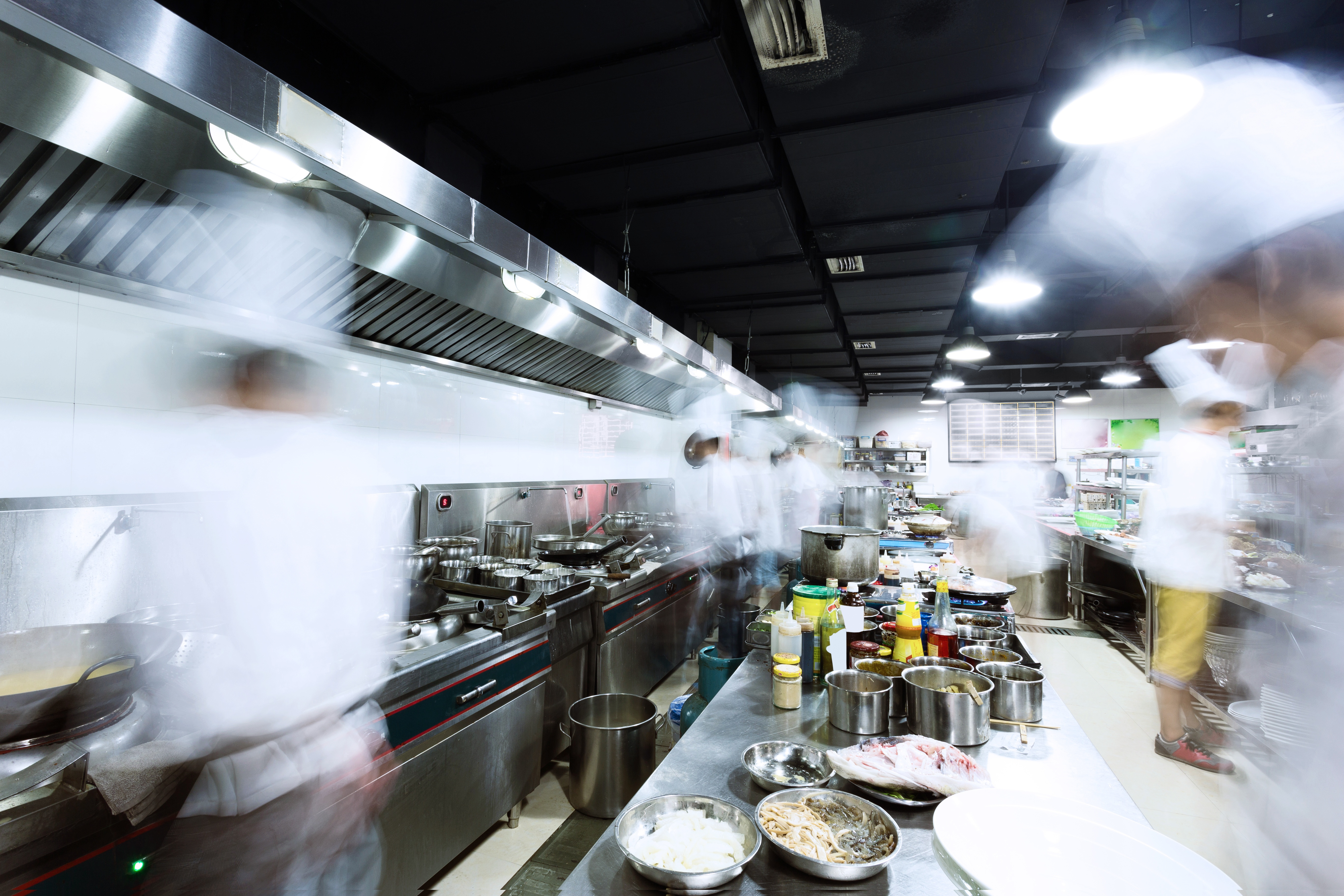 Question from the Web: What is the best way to create Lean Manufacturing in a restaurant?